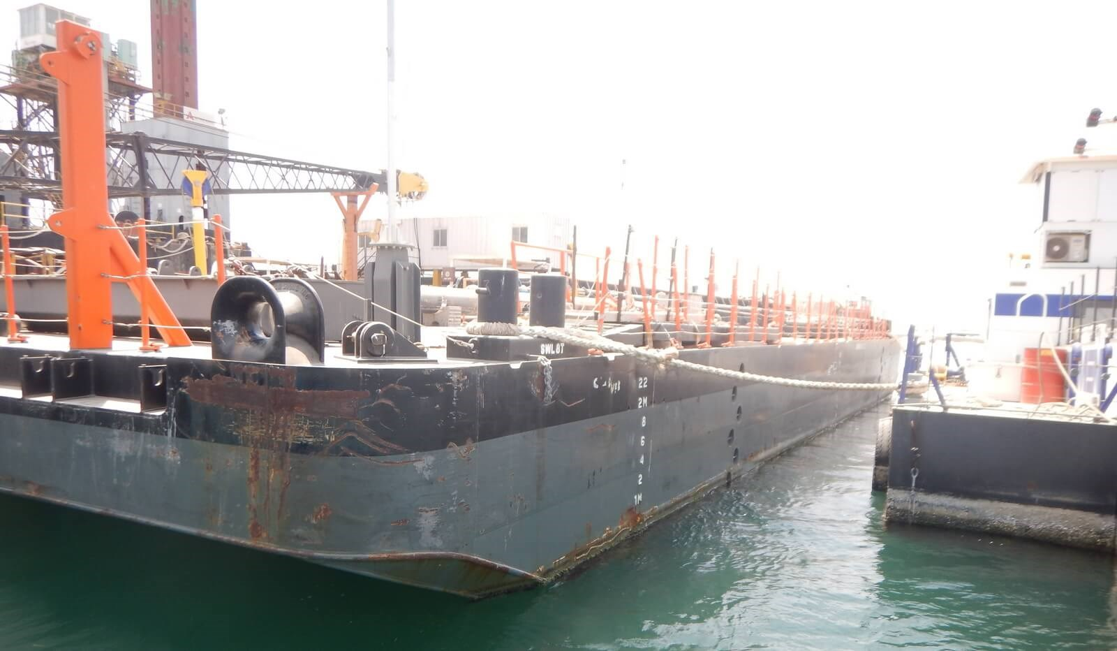 flat top barge 3011 for sale 07617 (2)