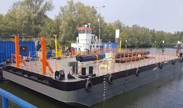 flat top barge 3011 for sale 07617 (preview)