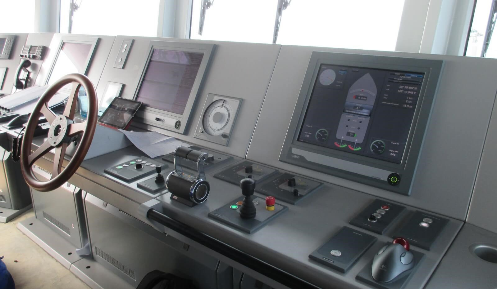 DAMEN RoRo 5612 is available for sale