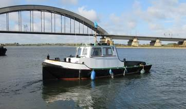 DAMEN Stan Launch 36 for sale