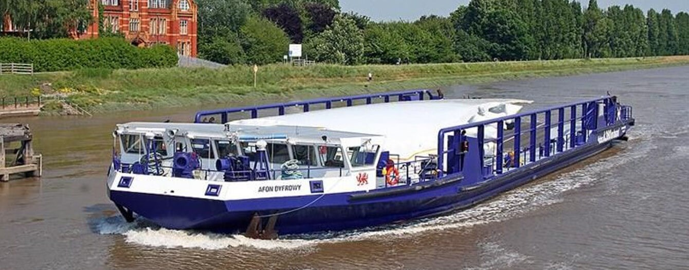 special purpose transport vessel for sale 07610 - damen trading (main photo)