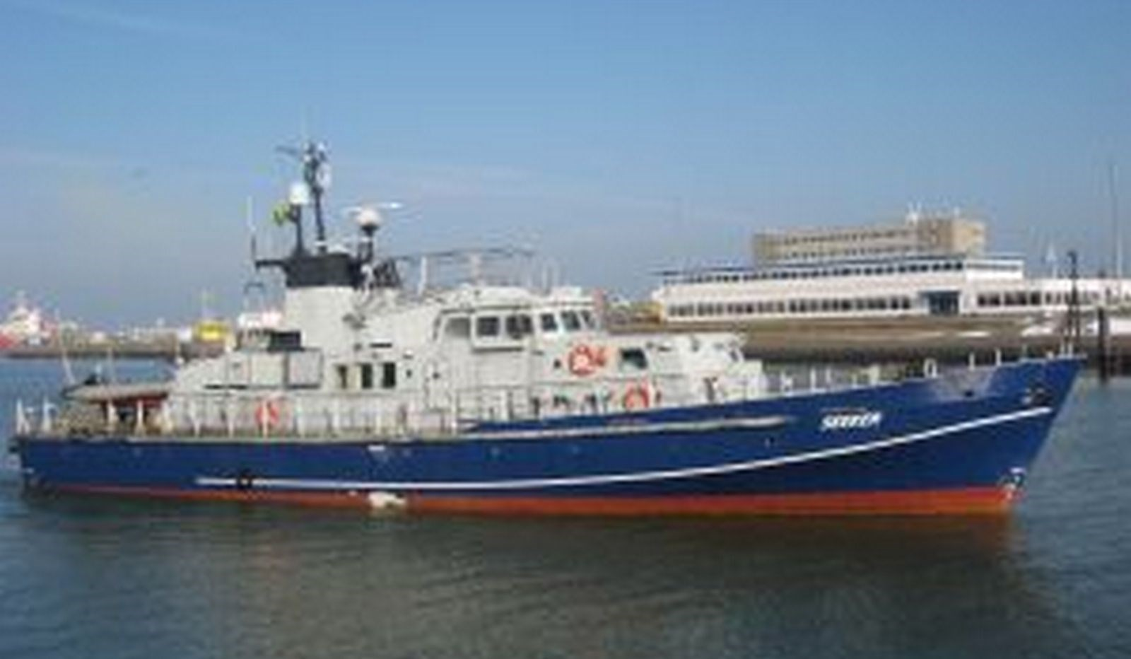 Both patrol boats had a major overhaul and refit at Scheepswerf Visser in Den Helder and left on own keel from Rotterdam to Lagos, Nigeria Monday 1st of March.