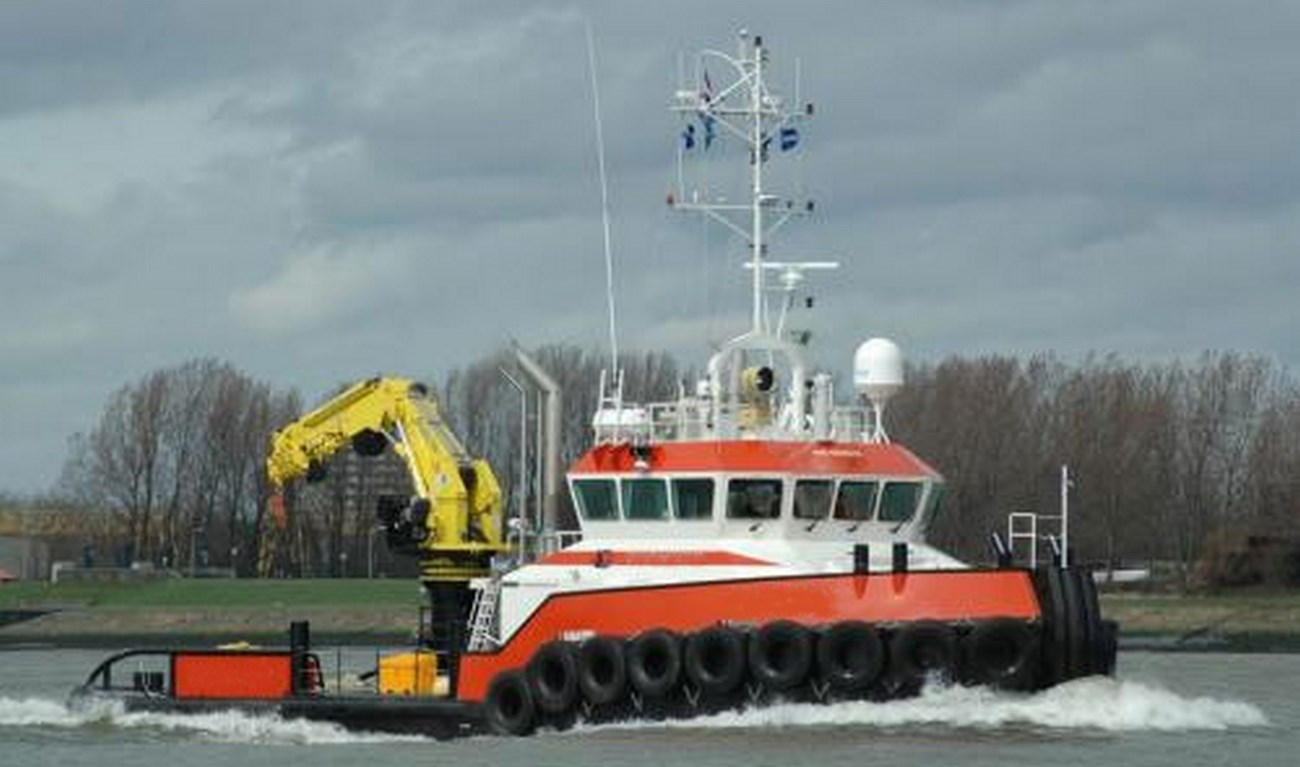 Last week we have sold two DAMEN Shoalbusters type 2308 and 2709 to Scandinavian owners. Both vessels are now on transport overseas for a long term project.