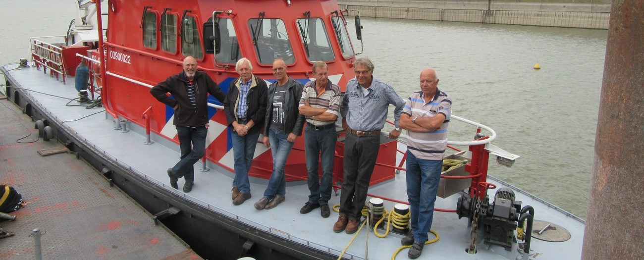 "Today Damen Trading has sold and delivered the last of two dedicated firefighting vessels, named ""Batouwe"""