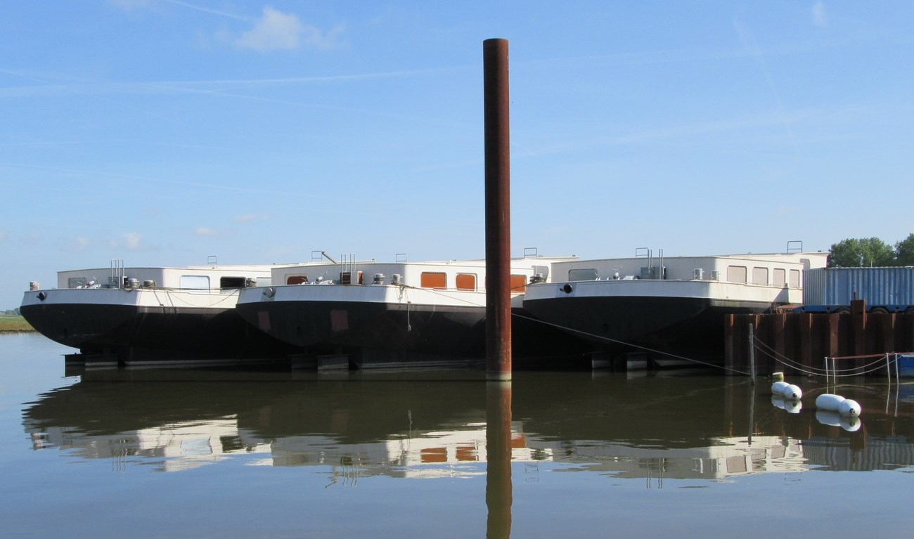 Fifth Damen River Liner 1145E hull sold