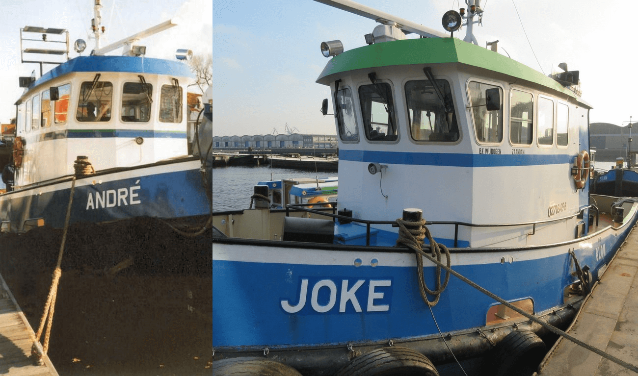 "Tugboat ""Joke"" sold for the second time"