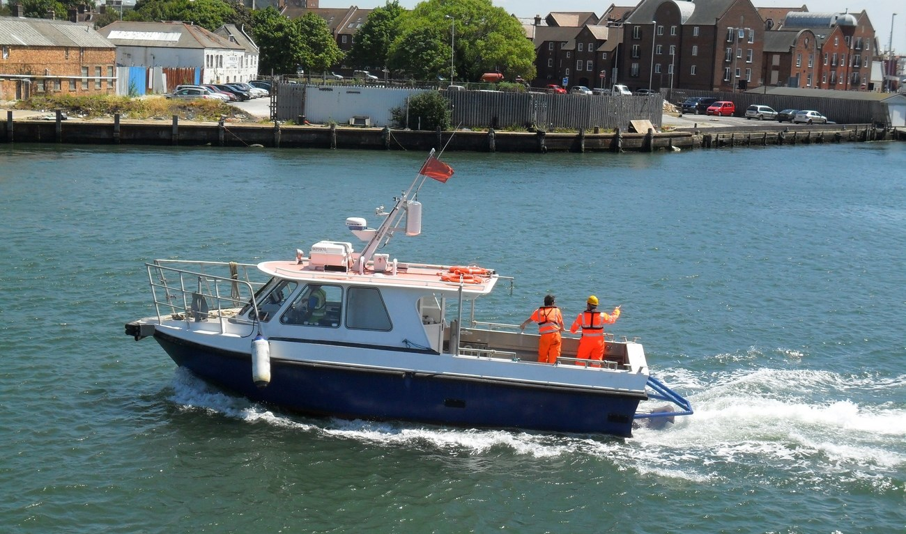 New owner for small crew/workboat