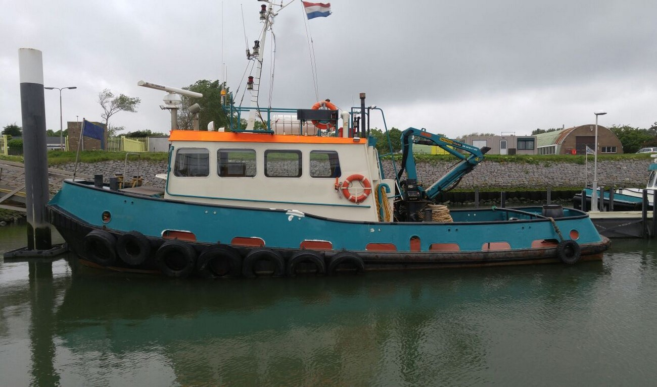 SMALL VERSATILE TUGBOAT SOLD