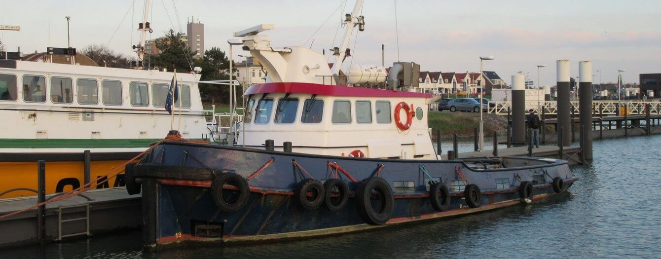 This 1969 built, single screw 16 meter tugboat, with 470 hp Caterpillar engine, is still in meticulous condition and expected to last for many more years.